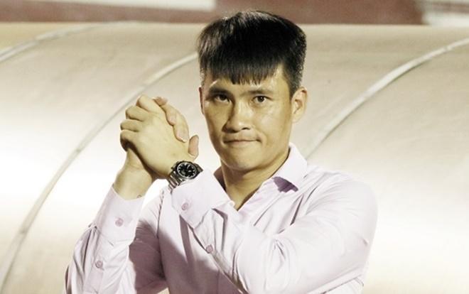 Công Vinh là biểu tượng của bóng đá Việt Nam ở sân chơi AFF Cup.