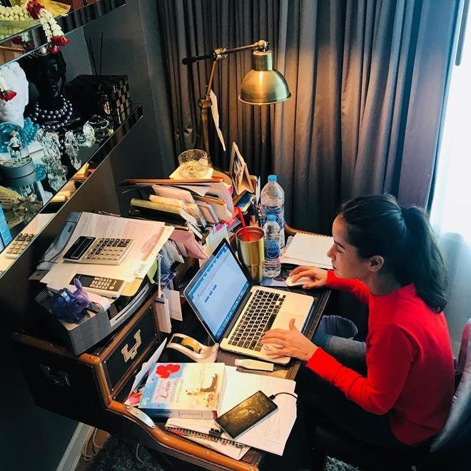 Nhà sản xuất phim Anne Thongprasom lại bận rộn với dự án mới của mình.