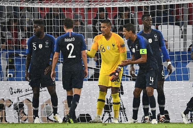 Areola nhiều khả năng sẽ chiếm vị trí của Buffon tại CLB PSG. Ảnh: UEFA.
