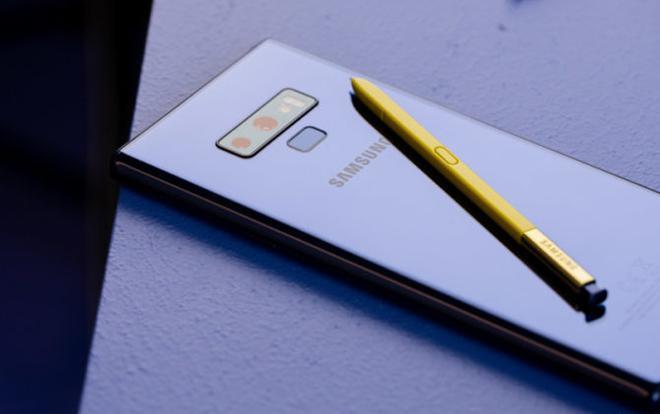 Bút S-Pen trên Samsung Galaxy Note9 sắp sửa thông minh hơn đáng kể ảnh 0