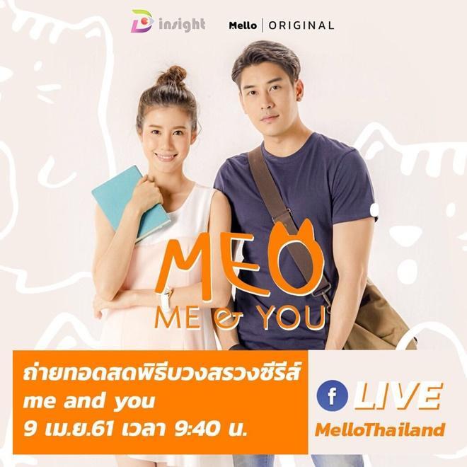 Fan trông đứng trông ngồi Meo Me and You vì đây là phim mà Esther Supreeleela đóng cùng Ken Phupoom – người yêu của cô ngoài đời thực.