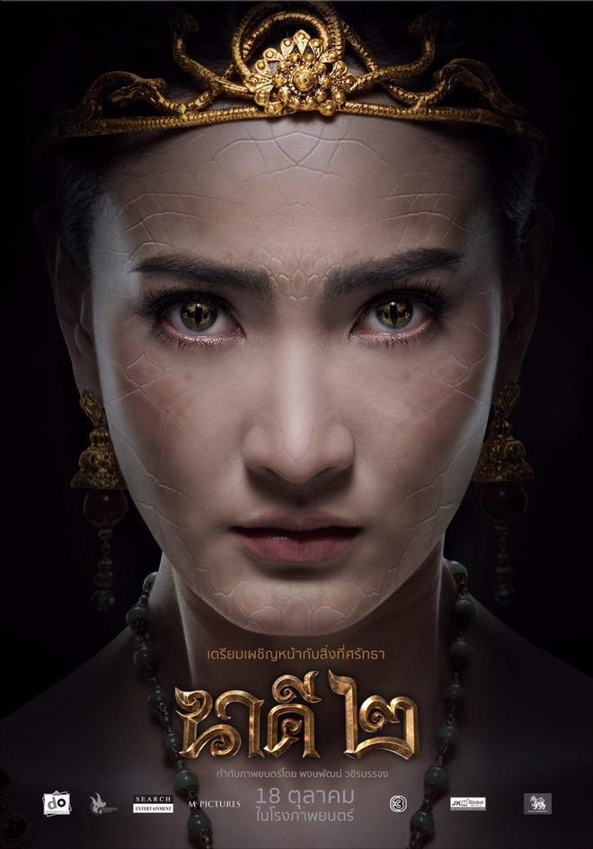 Nữ thần rắn 2 đang là bộ phim có đông khán giả đến rạp xem nhất tại Thái Lan.