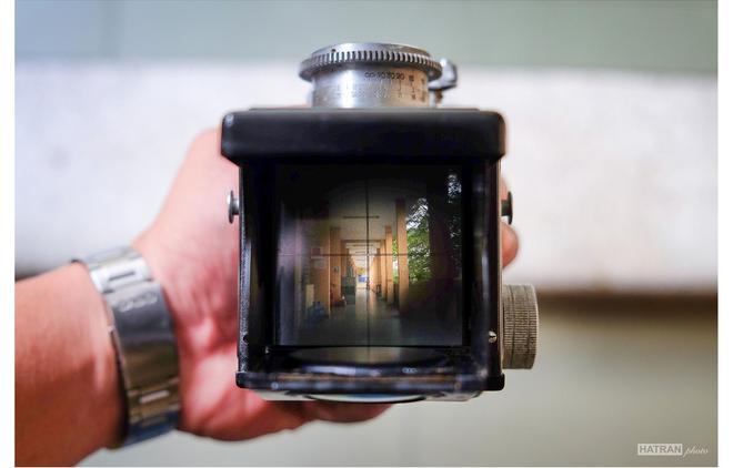 Một góc nhìn đầy thú vị của nhiếp ảnh gia Hà Trần