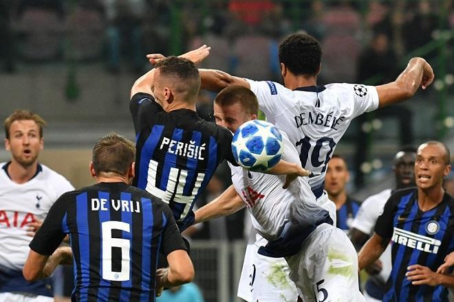 Inter đặc biệt nguy hiểm trong 15 phút cuối trận.