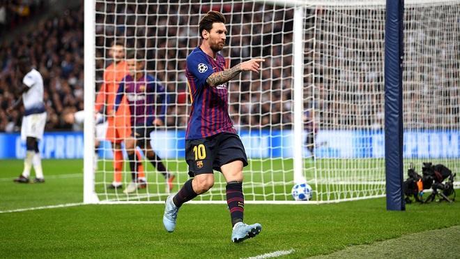 Barca sẽ gặp nhiều khó khăn khi thiếu vắng Lionel Messi.