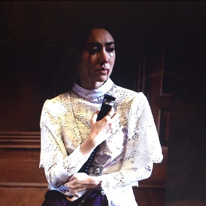 Không chỉ mỗi Mai Davika, màn ảnh Thái còn có những ma nữ cực phẩm, đẹp chết người này ảnh 35