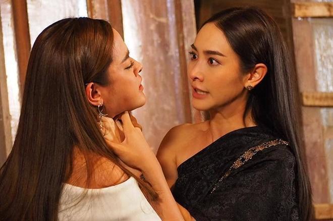 Không chỉ mỗi Mai Davika, màn ảnh Thái còn có những ma nữ cực phẩm, đẹp chết người này ảnh 3