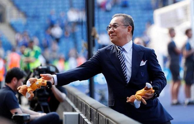 Ông chủ người Thái Lan đã gây dựng cho CLB Leicester City một giá trị bền vững.