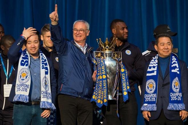 Chủ tịch người Thái Lan của CLB Leicester City trở thành người viết truyện cổ tích giữa đời thường.