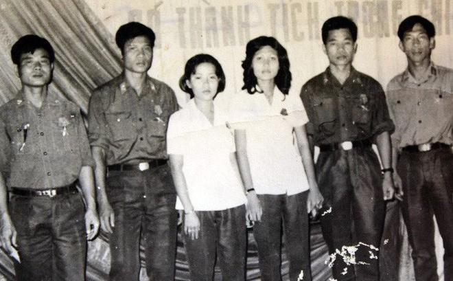 Phi hành đoàn trên chiếc máy bay số hiệu 501 của Hàng không dân dụng Việt Nam trong vụ không tặc năm 1978