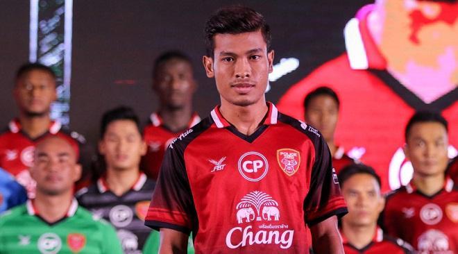 Dù còn rất trở nhưng Aung Thu đã sớm khẳng định được mình.