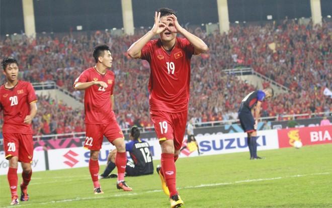 ĐT Việt Nam đang thể hiện một phong độ đầy thuyết phục tại AFF Cup 2018.