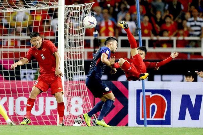 ĐT Việt Nam đang đứng trước cơ hội trở thành đội vô địch hay nhất.
