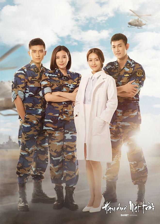 """""""Hậu duệ mặt trời"""" được Việt Nam mua bản quyền từ bộ phim cùng tên của Hàn Quốc"""