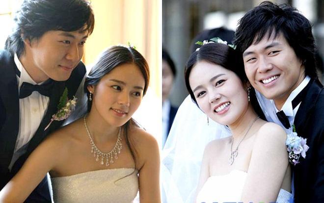 Yeon Jung Hoon tiết lộ Han Ga In sẽ sinh em bé thứ 2 vào năm tới tại MBC Drama Awards 2018 ảnh 3