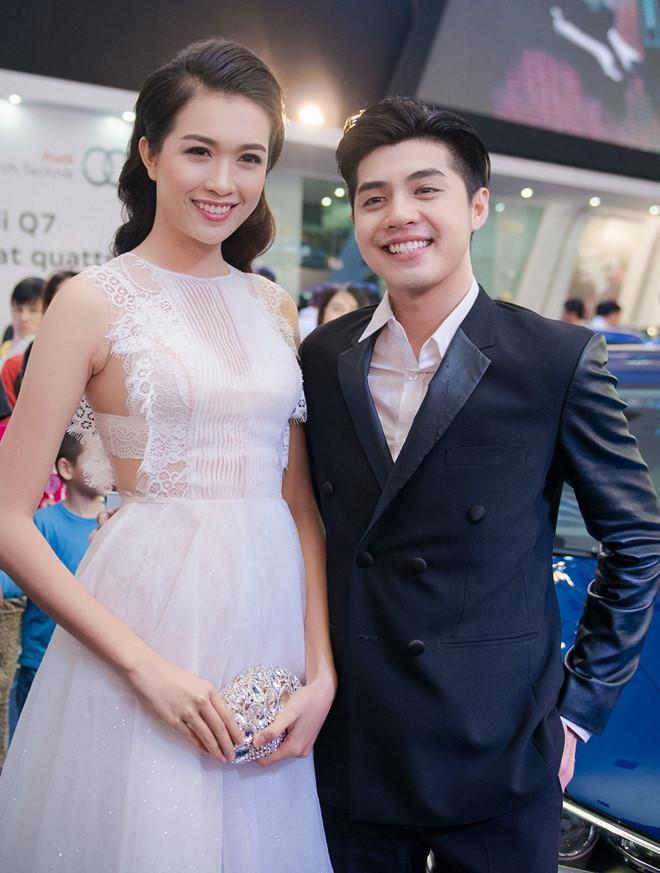 Á hậu Lệ Hằng từng nhận là fan Noo Phước Thịnh.