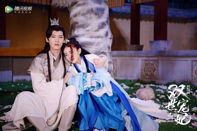 Sau thành công của 'Song thế sủng phi', Hình Chiêu Lâm tái xuất trong phim ngôn tình hiện đại ảnh 7