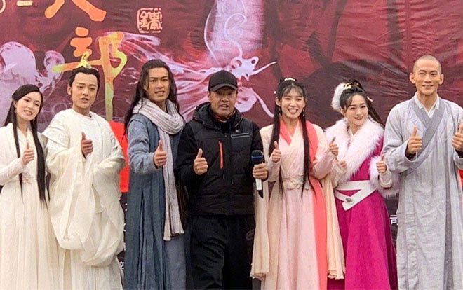 Thiên Long bát bộ 2019 khai máy, tạo hình nhân vật gây tranh cãi, nặng nhất là Đoàn Dự ảnh 11