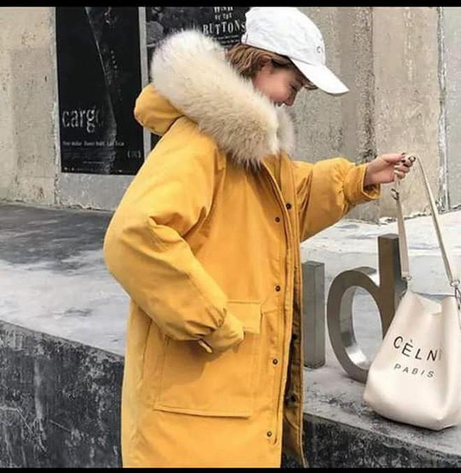 Chiếc áo được đăng bán trên mạng