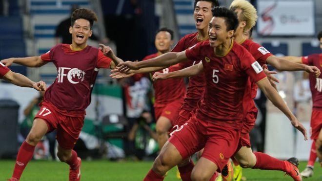 Những chiến thắng mà tuyển Việt Nam giành được trong thời gian gần đây ít nhiều cũng khiến tuyển Nhật Bản phải nể sợ.