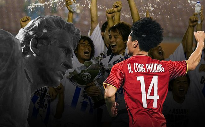 Lứa cầu thủ Công Phượng đem đến cho bóng đá Việt Nam những điều khác biệt.