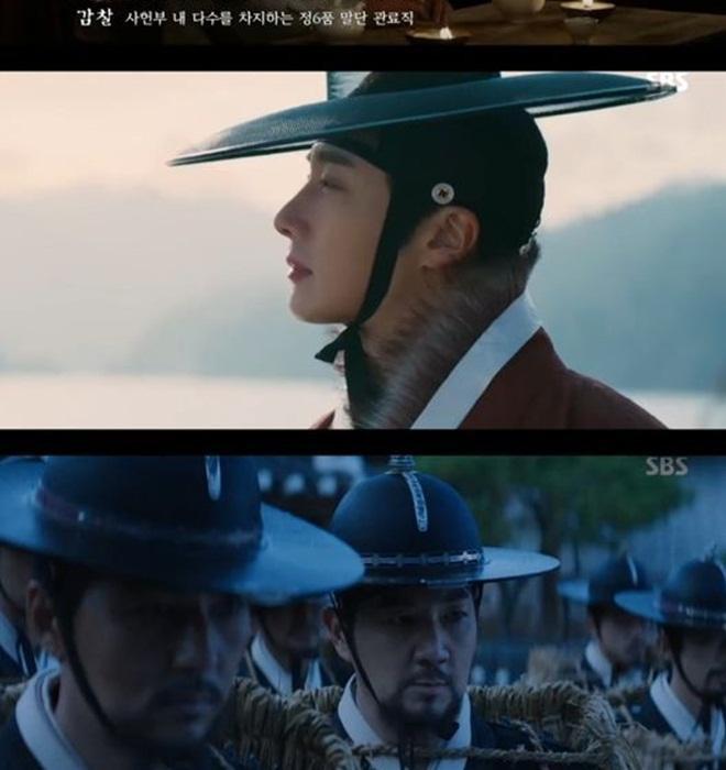 Haechi tập 1: Khán giả Hàn đẩy thuyền Jung Il Woo  Kwon Yul, khen Go Ara đẹp khi cải trang thành kỹ nữ ảnh 0