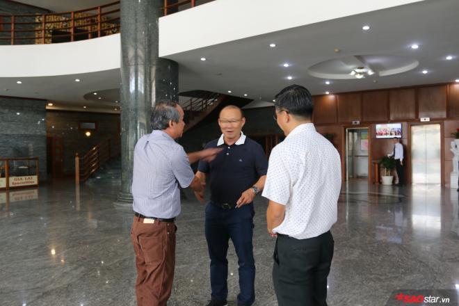 Bầu Đức chính là người đưa HLV Park Hang Seo đến với bóng đá Việt Nam.