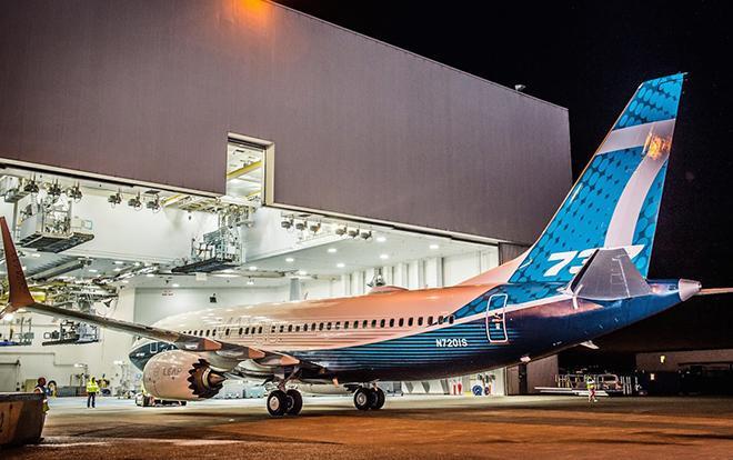 Chiếc máy bay Boeing 737 Max-8 của Ethiopian Airlines mới chỉ hoạt động được bốn tháng.