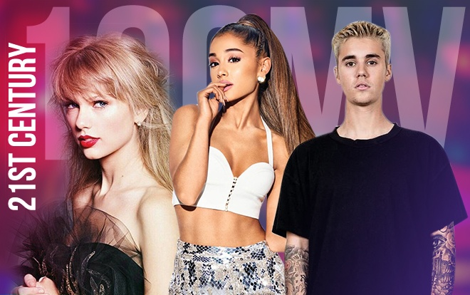 Top 100 MV xuất sắc nhất thời đại là…