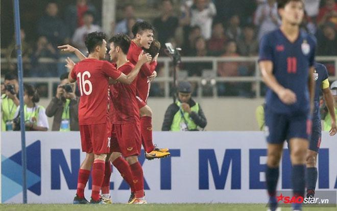 Chuyên gia bóng đá châu Á: Không cần tranh cãi, Việt Nam là vua bóng đá Đông Nam Á ảnh 0