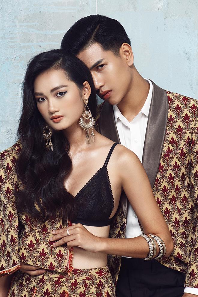 Anh xuất thân từ cuộc thi Siêu mẫu Việt Nam 2018
