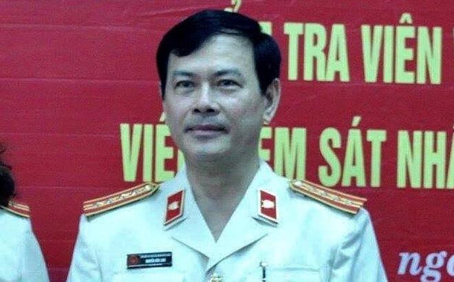 Ông Nguyễn Hữu Linh - Nguyên Phó Viện trưởng VKSND Đà nẵng
