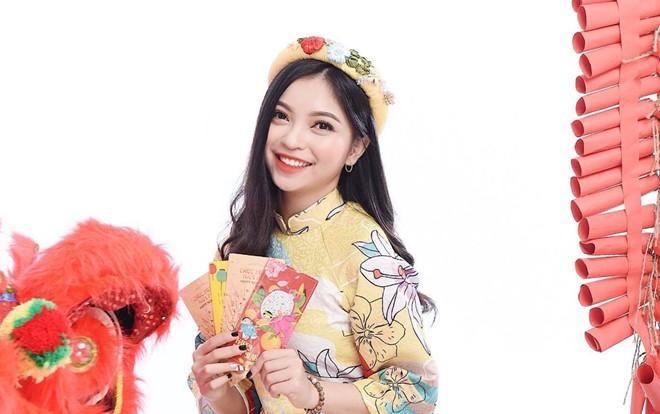 Bạn gái Quang Hải trong MV nhạc Xuân ra mắt hồi tháng Giêng.