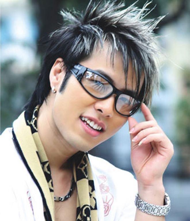 Akira Phan vào những năm 2008.