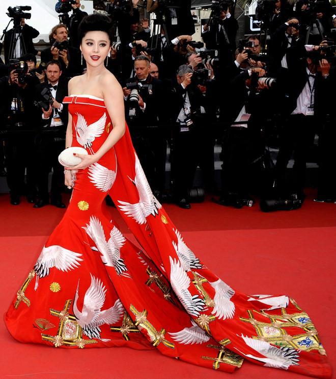 Trương Thị May, Phạm Băng Băng và 'thần thái' khẳng định nữ quyền châu Á trên thảm đỏ Cannes ảnh 7