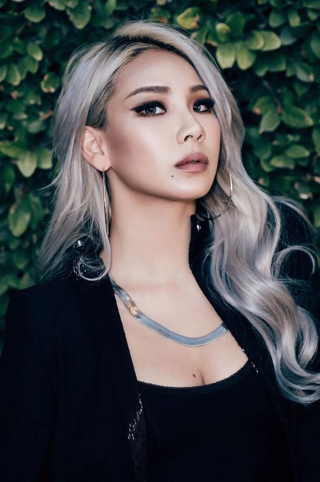 Tên thật của cựu trưởng nhóm 2NE1, nữ rapper tài năng CL là Lee Chae Rin.