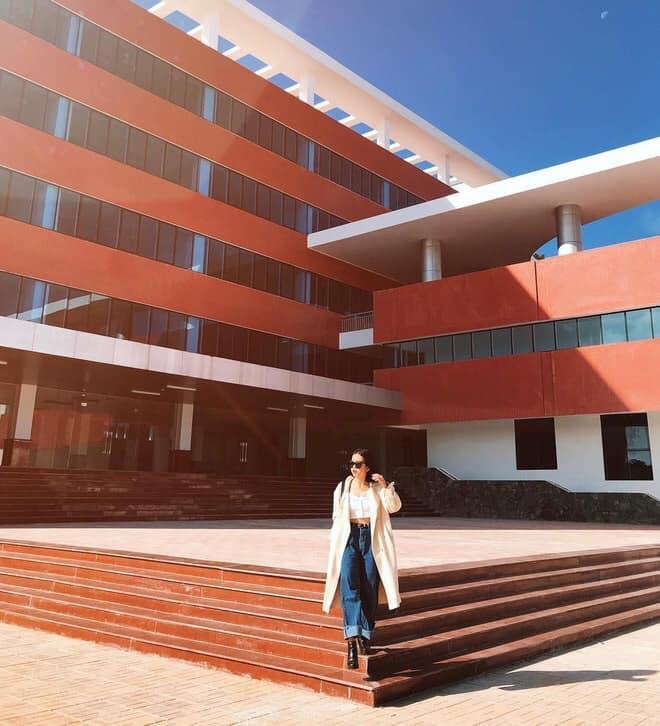 Thật không phí công khi xếp Đà Lạt là ngôi trường đẹp nhất Việt Nam.