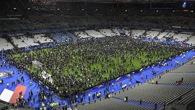 Sẽ là một thảm hoạ nếu một sân vận động với sức chứa lên đến gần 70.000 người như Baku Stadium xảy ra sự cố.