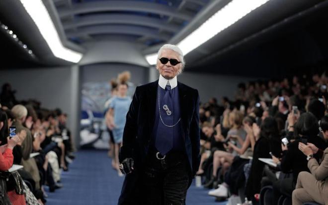 """Buổi tưởng niệm """"Karl For Ever """" của NTK thời trang quá cố Karl Lagerfeld sẽ diễn ra tại Grand Palais tháng 6"""