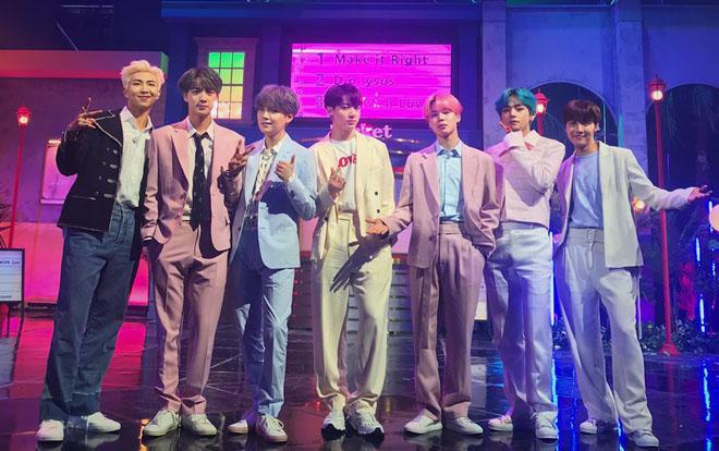 Album Love Yourself: Answer của BTS được trao chứng nhận Silverở Anh.
