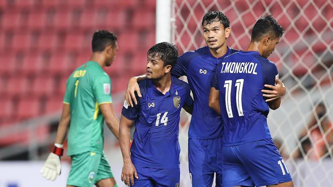 Thái Lan đang rất nóng lòng đấu Việt Nam ở King's Cup.