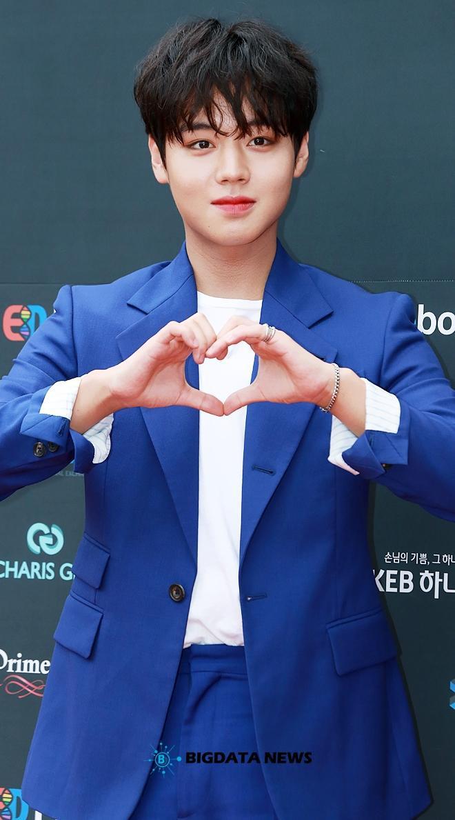 Dàn mỹ nam L (Infinite), Park Ji Hoon và Lai Kuan lin đổ bộ thảm đỏ Asia Model Festival 2019 ảnh 9