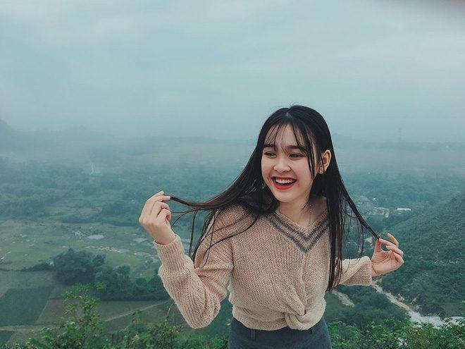 Cô không ngại khó khăn, vượt qua những chông chênh, khúc khuỷu là ngày niềm vui nhân lên, đó là khi cô chạm được thành công.