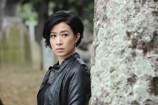 Những nữ diễn viên TVB đẹp không ngờ khi để tóc ngắn ảnh 15
