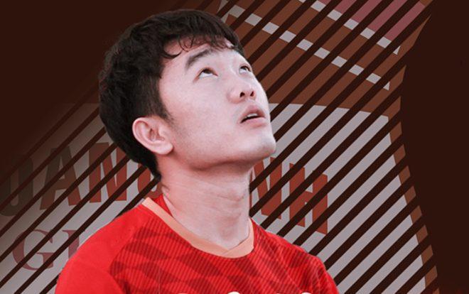 Xuân Trường cần thay đổi để thích nghi với lối chơi của đội bóng dưới thời HLV Lee Tae-hoon.