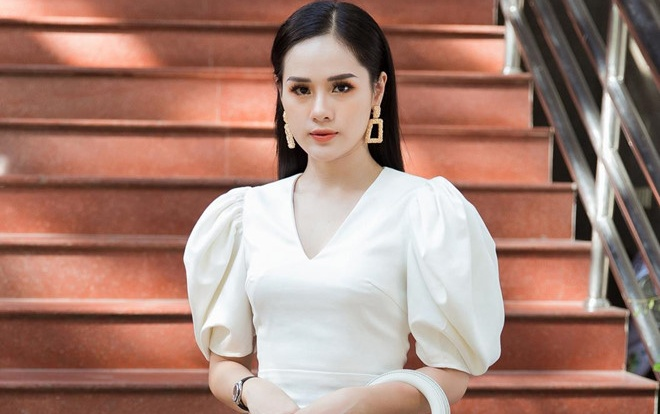Lọt Top 35 Miss World Việt Nam 2019, bạn gái Trọng Đại phát ngôn khiêm tốn.
