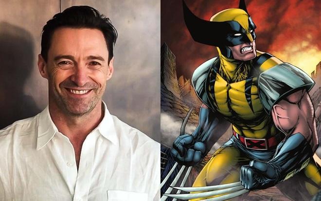Marvel hi vọng sẽ chiêu mộ được Hugh Jackman trở lại cùng Wolverine.