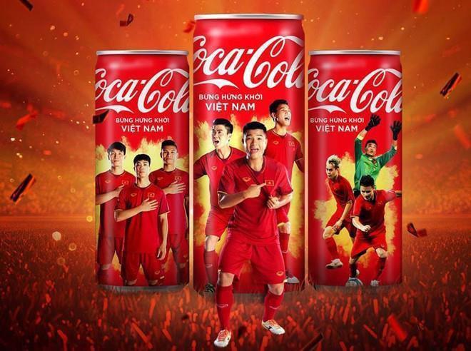"""Công ty treo biển quảng cáo """"Mở lon Việt Nam"""" của Coca-Cola bị phạt 25 triệu đồng. (Ảnh:Coca-Cola Việt Nam)."""