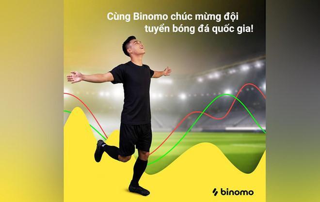 Binomo là ứng dụng quyền chọn nhị phân, mô hình từ lâu bị cấm tại nhiều quốc gia vì lo ngại rủi ro tài chính. Tuy vậy, ứng dụng này ở Việt Nam vẫn được quảng cáo rầm rộ. Binomo không ngần ngại chi hàng nghìn USD để thuê những người nổi tiếng để giới thiệu cho ứng dụng cá cược của công ty.