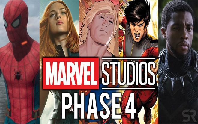 Sẽ có rất nhiều nhân vật mới xuất hiện trong giai đoạn 4 của MCU.